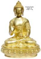 Rukmani arts  brass statues   Code 22