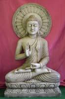 Rukmani arts  buddha statues   Code 101