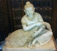 Buddha Statues from Rukmani Arts & Exports