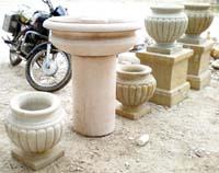 Rukmani arts  flowerpots   code 10