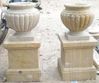 Rukmani arts  flowerpots   code 34
