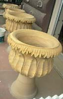 Rukmani arts  flowerpots   Code 5