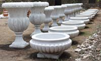 Rukmani arts  flowerpots   Code 68