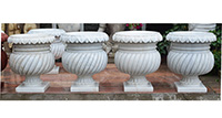 Rukmani arts  flowerpots   Code 69