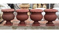 Rukmani arts  flowerpots   Code 70
