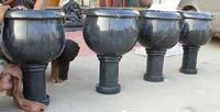 Rukmani arts  flowerpots   code 9