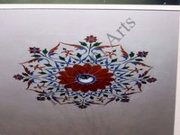 Color Glass Mosaic & Tikri Mirror works, Item Number: 44