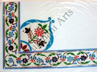 Color Glass Mosaic & Tikri Mirror works, Item Number: 59