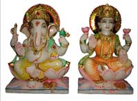 Rukmani arts  indian god statues   Code 104