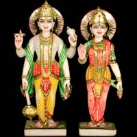 Rukmani arts  indian god statues   Code 124