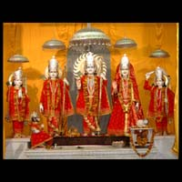 Rukmani arts  indian god statues   Code 139
