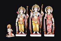 Rukmani arts  indian god statues   Code 143