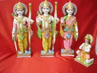 Rukmani arts  indian god statues   Code 145