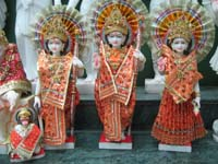 Rukmani arts  indian god statues   Code 159