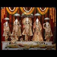 Rukmani arts  indian god statues   Code 161