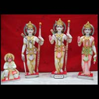 Rukmani arts  indian god statues   Code 166