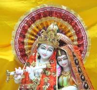 Rukmani arts  indian god statues   Code 178