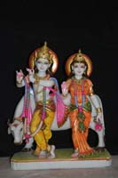 Rukmani arts  indian god statues   Code 192