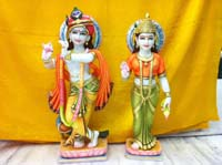 Rukmani arts  indian god statues   Code 205