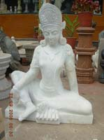 Rukmani arts  indian god statues   Code 246
