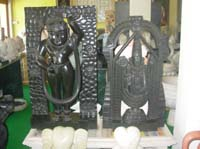 Rukmani arts  indian god statues   Code 263