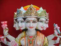 Rukmani arts  indian god statues   Code 56