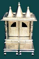 Rukmani arts  meenakari temples   Code 3