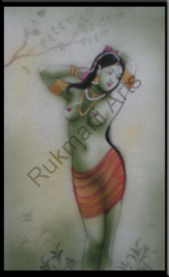 Rukmani arts  paintings 8