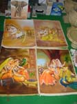 Rajasthani Indian Paintings Products, Item Number: 102