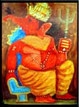 Rajasthani Indian Paintings Products, Item Number: 11