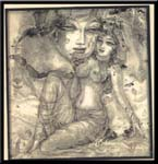 Rajasthani Indian Paintings Products, Item Number: 36
