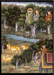Rajasthani Indian Paintings Products, Item Number: 58