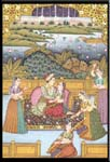 Rajasthani Indian Paintings Products, Item Number: 62