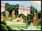 Rajasthani Indian Paintings Products, Item Number: 69