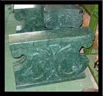 Rukmani arts  stone table bases   Code 24