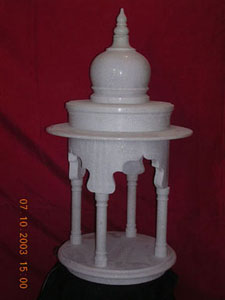 Section: Catalog Marble Carved White Marble Temple / Mandir, Item Code ...