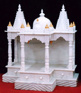Code 12 catalog marble carved white marble temple mandir marble temple mandir home designs for Marble temple designs for home