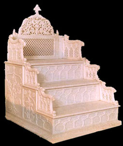 Marble pooja mandir designs for home joy studio design gallery best design for Marble temple designs for home