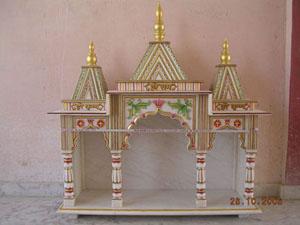 Marble Temple Mandir Home Designs Hindu Marble Temple