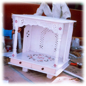 Code-28 Catalog Marble Carved White Marble Temple / Mandir Marble ...