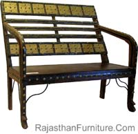 Jodhpur Wooden Rajasthan Furniture, Item code-49