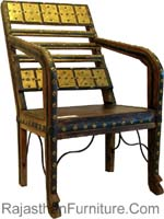 Jodhpur Wooden Rajasthan Furniture, Item code-50