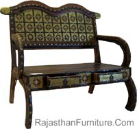 Jodhpur Wooden Rajasthan Furniture, Item code-51