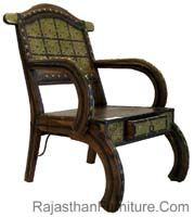 Jodhpur Wooden Rajasthan Furniture, Item code-64