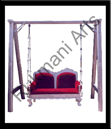 Rukmani arts  wooden swings 28