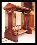 rukmani swing, Jhoola furniture, Indian Maharaja Carved Swings Jhula, jula, zula, rukmini