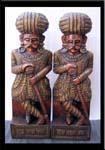 Rukmani arts  wooden   Code 54