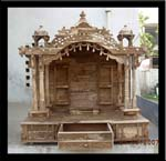 Buy Wooden Temple for home, Mandir designs for home with prices, house Wooden Carved Teakwood Wooden Temple / Mandir home indian design small wooden mandir hand Carved Teakwood home temple designs big images pictures photos Hand carved wood Temple, teak wood temple for home, luxury home Temple, exclusive Temple, wooden carving Temple, handmade wooden Temple, melamine polish wooden Temple, PU polish wood Temple, Small home Temple, hand carved exclusive wood Temple, indoor wood Temple, temple from India, temple exporter from India, wooden carved Temple Manufacturer in India, Rosewood Temple manufacturer in Rajasthan, exclusive wooden carving Temple range, sheesham wood Temple, Swami Narayan wood Temple, Silver Temple, metal sheet apply Temple, copper sheet applied Temple, brass sheet applied Temple, black polish wooden Temple, walnut polish wood Temple, natural teak wood polish Temple, Fully Hand Carved temple, Seven wood temple, Peacock Temple, Elephant temple, Lion temple, Swan temple, Aum temple, Swastik temple, LED Bulb temple, Glass Temple.